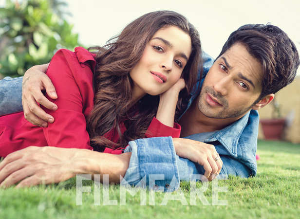 15 Cute Pictures Of Varun Dhawan And Alia Bhatt From Their Latest
