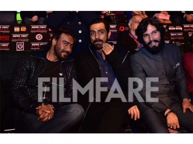Ajay Devgan, Arjun Rampal and Randeep Hooda