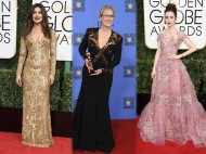 Best dressed ladies at the Golden Globes 2017