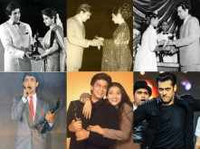 #FlashbackFriday! Here are 40 unforgettable moments from Filmfare Awards down the years