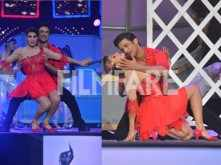 Jacqueline Fernandez and Sushant Singh Rajput turn up the heat at the Jio Filmfare Awards
