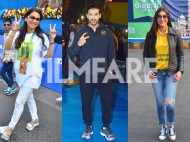 Celeb Spotting: John Abraham, Taapsee Pannu, Sonali Bendre, Juhi Chawla, Rahul Bose and others at Mumbai Marathon