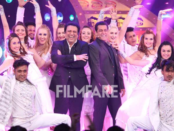 Govinda has a blast on Salman Khan's reality show | Filmfare com