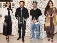 Hrithik Roshan, Sridevi, Anil Kapoor, Aditi Rao Hydari celebrate Javed Akhtar's birthday