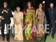 Amitabh and Jaya Bachchan, Anil and Sunita Kapoor, Vidya Balan, Madhuri Dixit spotted together