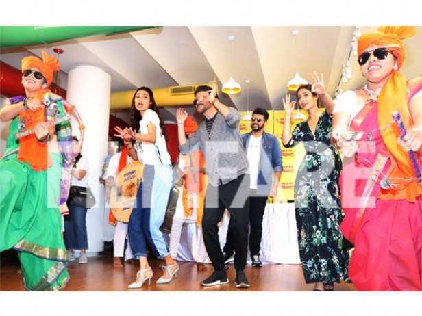 Athiya Shetty, Anil Kapoor, Ileana DCruz and Arjun Kapoor