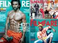 Birthday Special: Ranveer Singh's Filmfare covers down the years