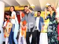 Anil Kapoor, Arjun Kapoor, Ileana D'Cruz and Athiya Shetty groove to The Goggle Song
