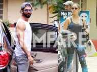 Shahid Kapoor and Mira Kapoor never miss their work-out session