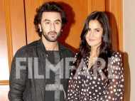 Katrina Kaif and Ranbir Kapoor promote Jagga Jasoos in the city
