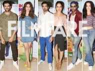 Kartik Aaryan and Kriti Kharbanda host Guest Iin London's screening for friends