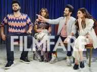 Anil Kapoor, Arjun Kapoor, Ileana D'Cruz and Athiya Shetty promote Mubarakan