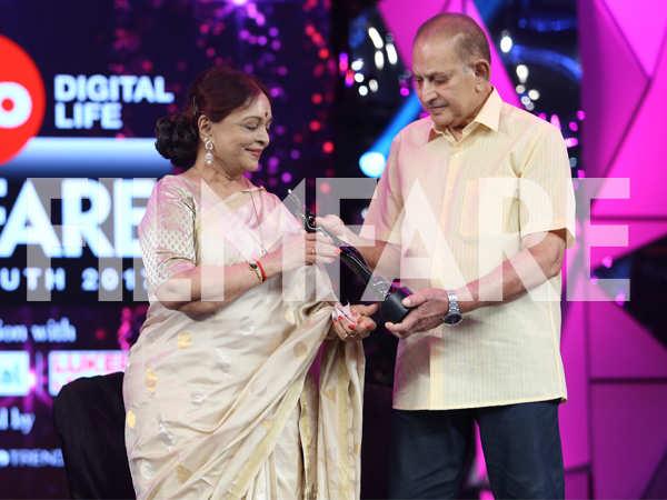 Vijaya Nirmala and Krishna