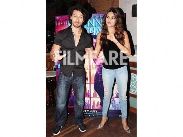 Tiger Shroff and Nidhi Agerwal