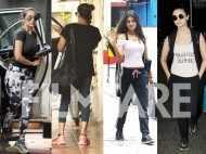 Alia Bhatt, Bipasha Basu, Malaika Arora and Niddhi Agerwal get clicked in the city