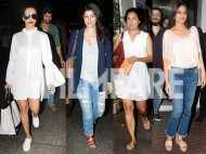 Malaika Arora, Lara Dutta and Sonali Bendre wow in white