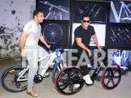 Salman Khan and Sohail Khan launch e-bicycles