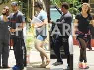 Spotted: Saif Ali Khan, Amrita Arora, Sooraj Pancholi and Sohail Khan