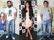 Shruti Haasan, Akshara Haasan, Suniel Shetty, Sonu Sood snapped at Behen Hogo Teri screening.