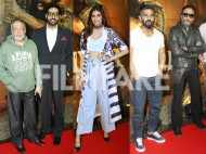 Abhishek Bachchan, Jackie Shroff, Suniel Shetty, Athiya Shetty, JP Dutta celebrate 20 years of Border
