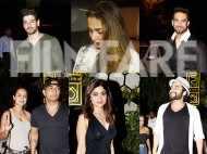 Malaika Arora, Amrita Arora, Jackky Bhagnani, Sooraj Pancholi and Shamita Shetty snapped