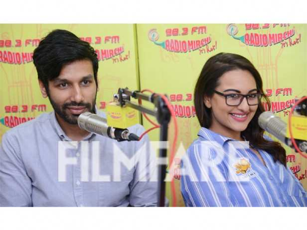 Sonakshi Sinha and Kanan Gill