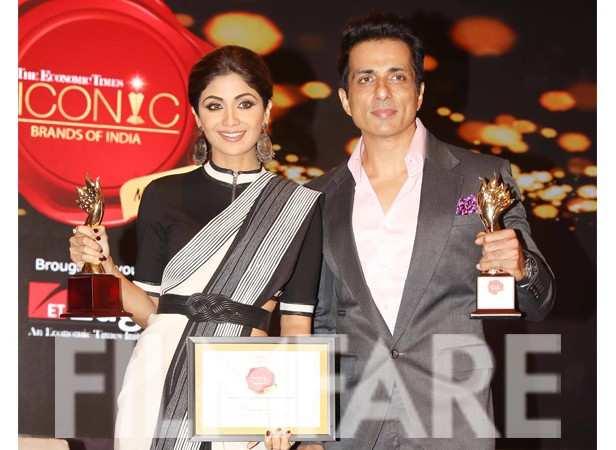 Shilpa Shetty Kundra and Sonu Sood
