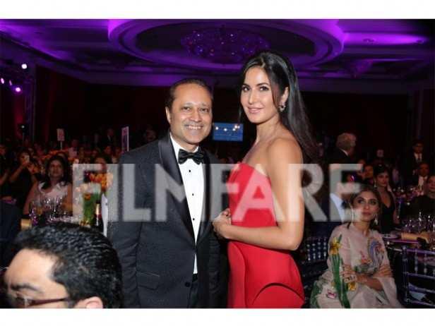 Mr. Vineet Jain and Katrina Kaif