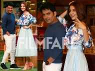 Anushka Sharma dazzles at The Kapil Sharma Show