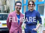 Anushka Sharma and Suraj Sharma promote Phillauri