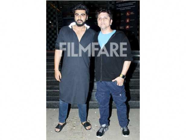 Arjun Kapoor and Mohit Suri