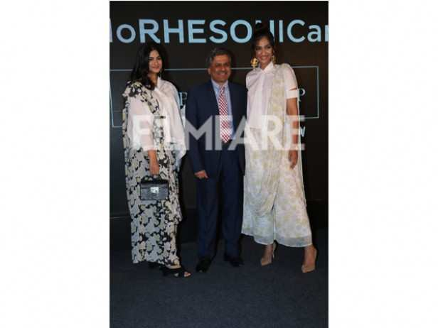 Rhea Kapoor and Sonam Kapoor
