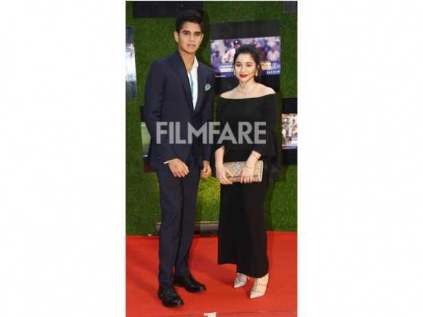 Arjun Tendulkar and Sara Tendulkar