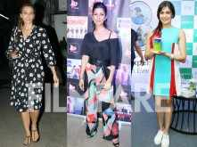 Girls on top: Nimrat Kaur, Adah Sharma and Iulia Vantur