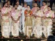 Kangana Ranaut launches the Manikarnika poster in Varanasi