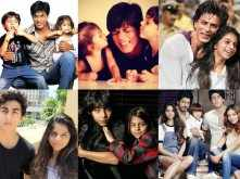 Cutest pictures of birthday girl Suhana Khan with parents Shah Rukh Khan and Gauri Khan