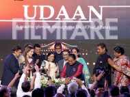 Amitabh Bachchan, Karan Johar, Abhishek Bachchan, Jeetendra and Javed Akhtar attended Praful Patel's book launch