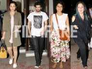 Parineeti Chopra, Aditya Roy Kapur, Kiran Rao and Pooja Bhatt hang out!