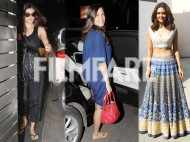 Sushmita Sen, Neha Dhupia and Esha Gupta's relaxed day in pictures
