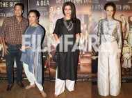 Stars at the screening of A Death in the Gunj