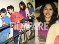Madhuri Dixit Nene's movie date with her sons