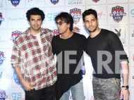 Playboys Ranbir Kapoor, Sidharth Malhotra, Aditya Roy Kapur, Arjun Kapoor and Abhishek Bachchan snapped!