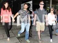 Summer love with Preity Zinta - Gene Goodenough, Shahid Kapoor - Mira Rajput and Kunal Kemmu - Soha Ali Khan