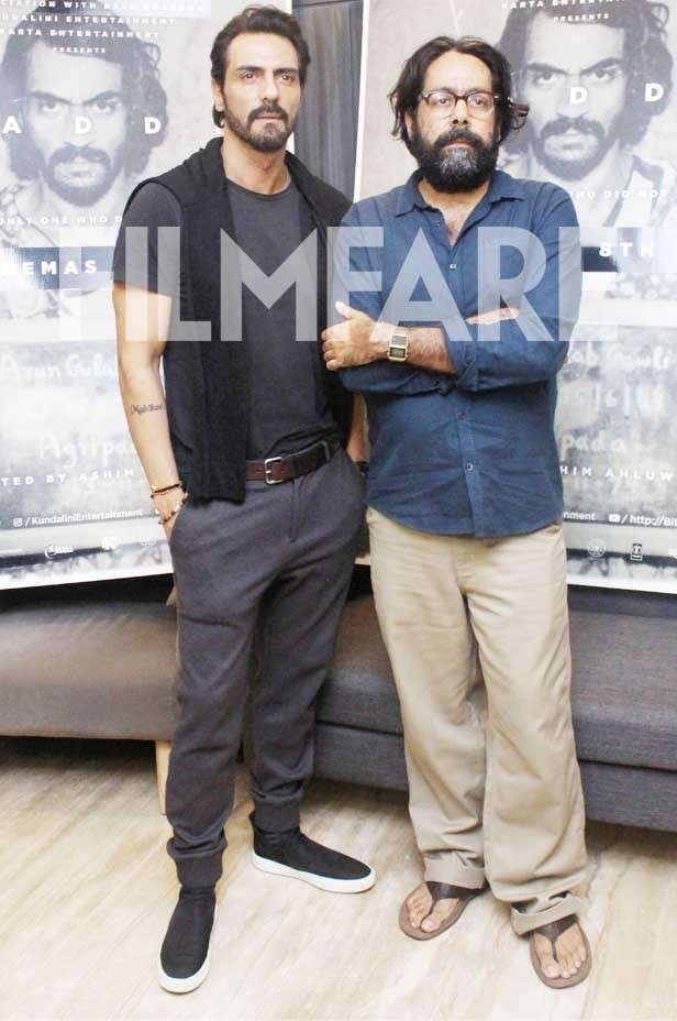 Arjun Rampal and Ashim Ahluwalia
