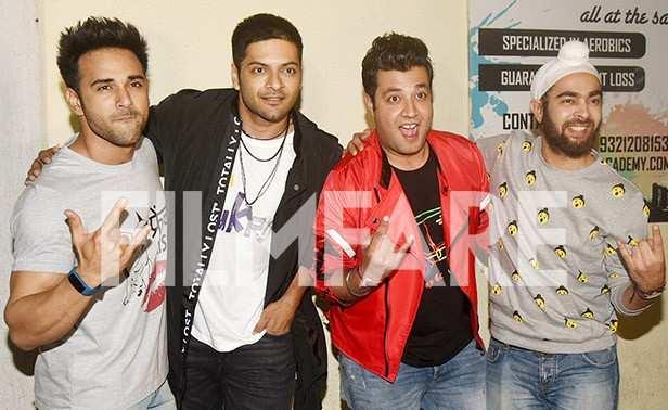 Pulkit Samrat, Varun Sharma, Manjot Singh