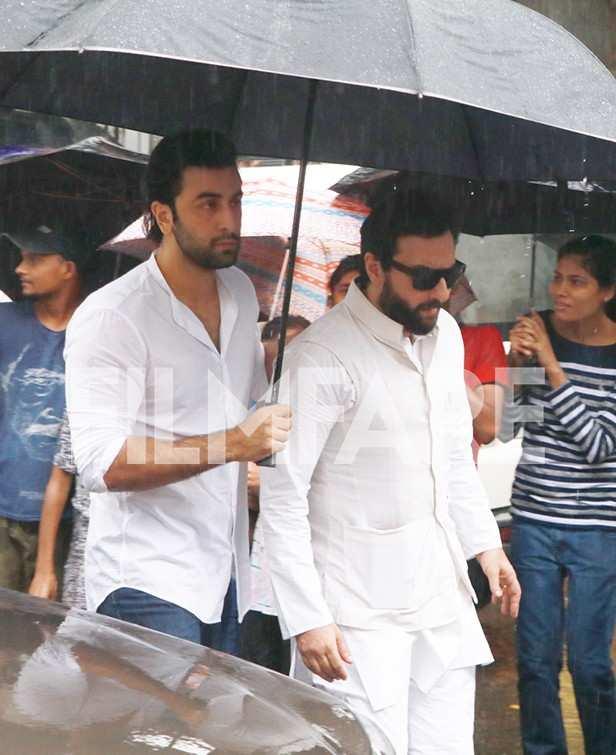 Ranbir Kapoor, Saif Ali Khan