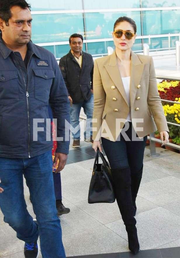 Kareena Kapoor Khan, Taimur Ali Khan, Saif Ali Khan