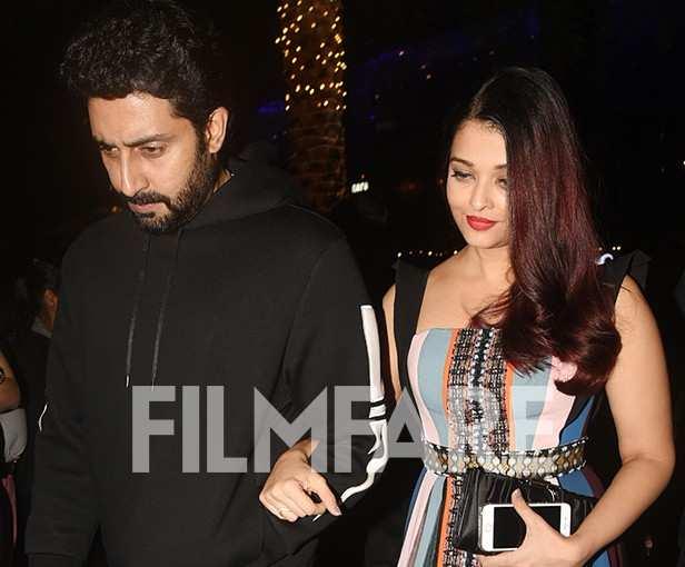 Abhishek Bachchan, Ranbir Kapoor, Aishwarya Rai Bachchan