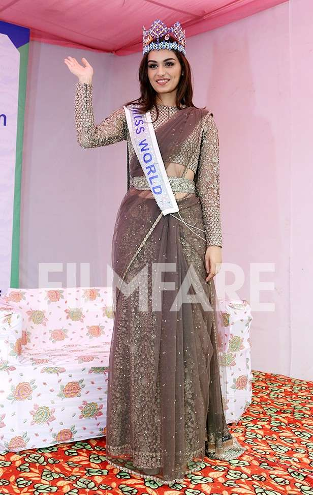 The Official Thread of Miss World 2017 ® Manushi Chhillar - India - Page 2 Img_9351_1512386032_616x462