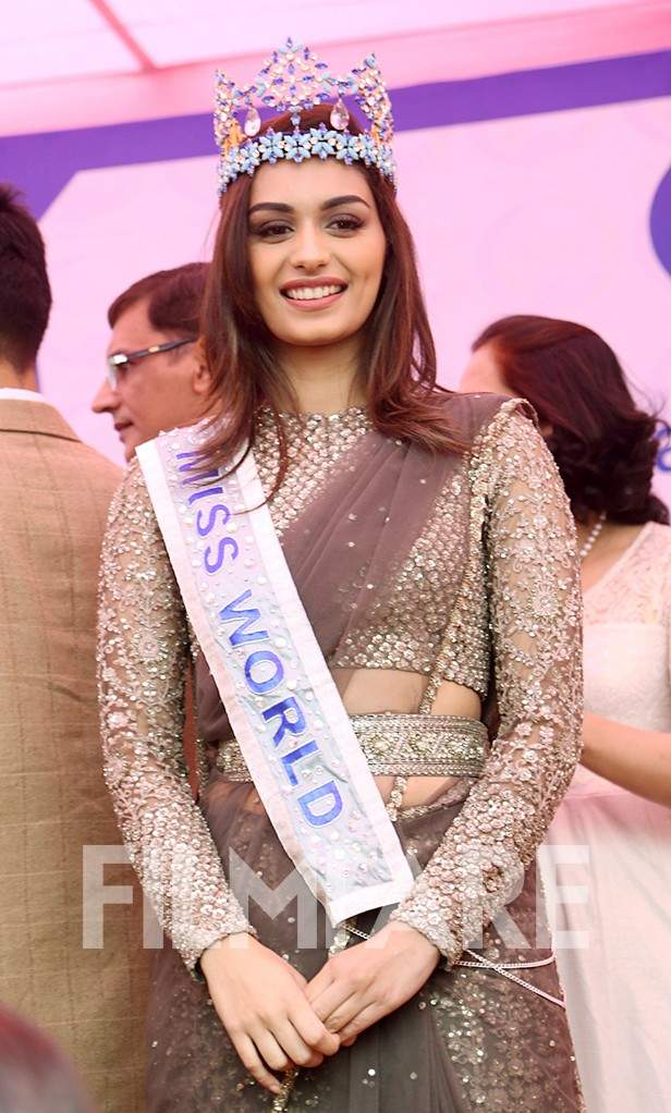 The Official Thread of Miss World 2017 ® Manushi Chhillar - India - Page 2 Img_9458_1512386102_616x462